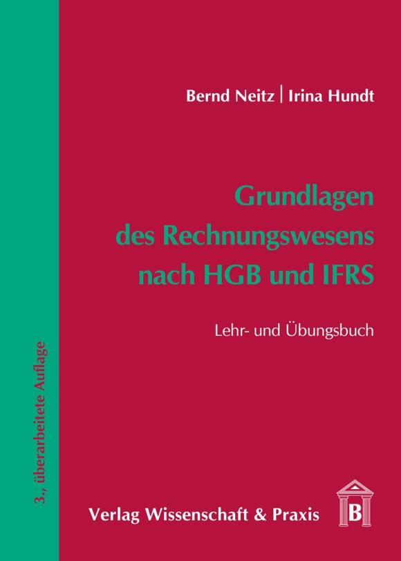 Cover Grundlagen des Rechnungswesens nach HGB und IFRS