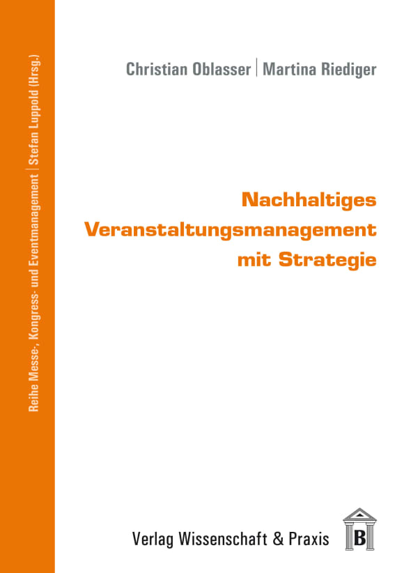 Cover Nachhaltiges Veranstaltungsmanagement mit Strategie