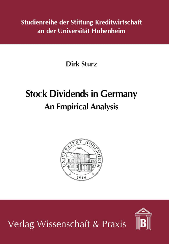 Cover Stock Dividends in Germany