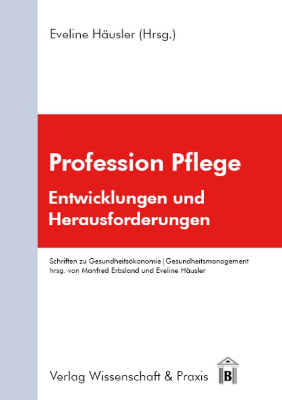 Cover Profession Pflege