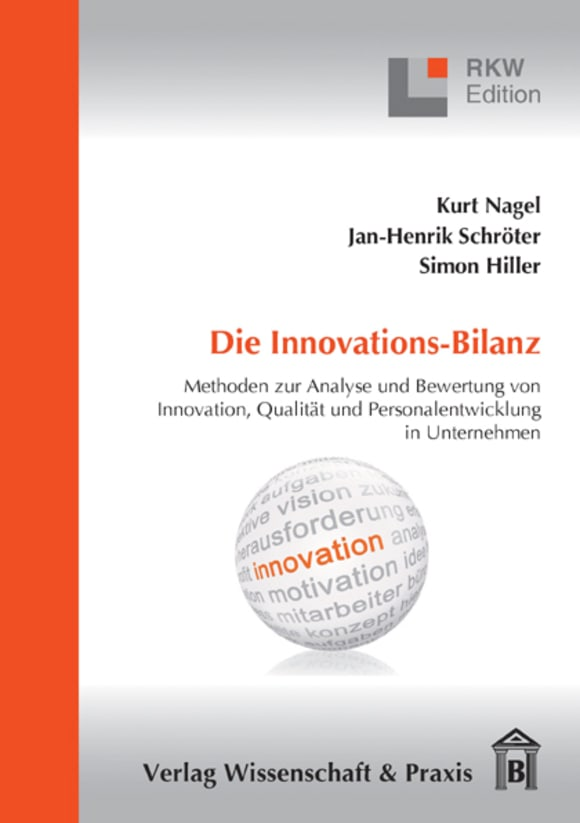 Cover Die Innovations-Bilanz