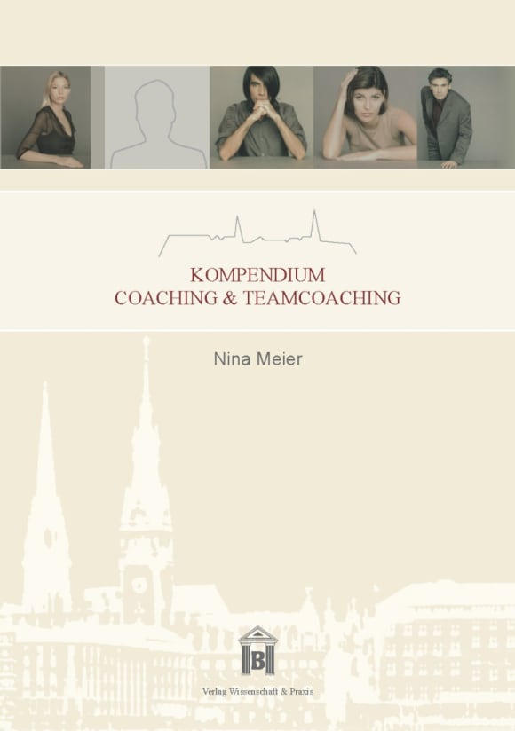 Cover Kompendium Coaching & Teamcoaching