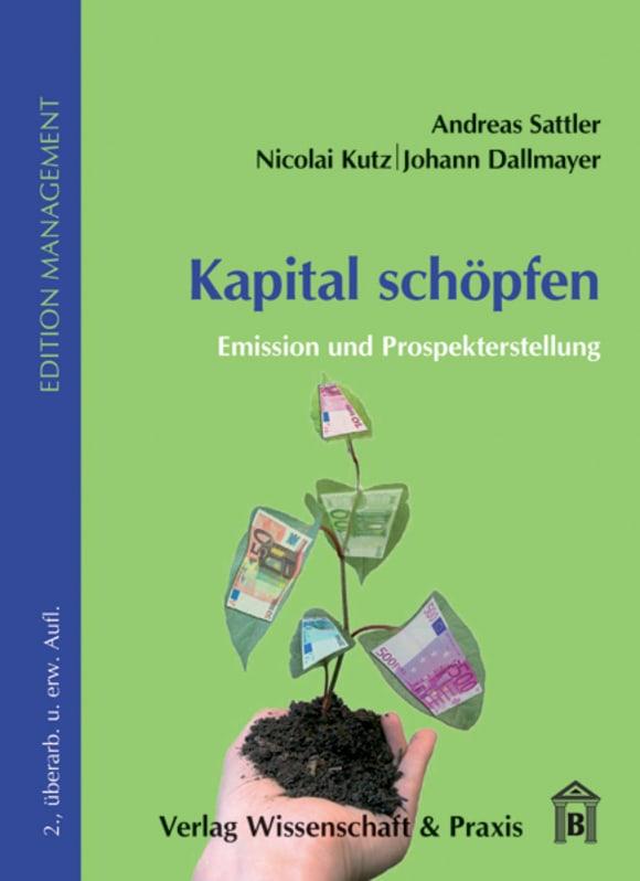 Cover Kapital schöpfen