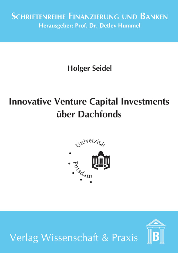 Cover Innovative Venture Capital-Investments über Dachfonds
