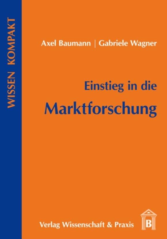 Cover Einstieg in die Marktforschung