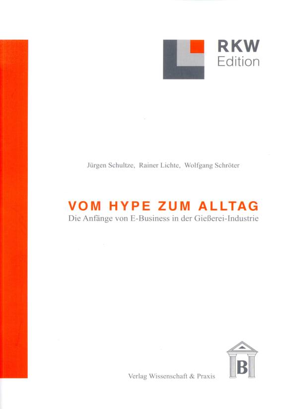 Cover Vom Hype zum Alltag