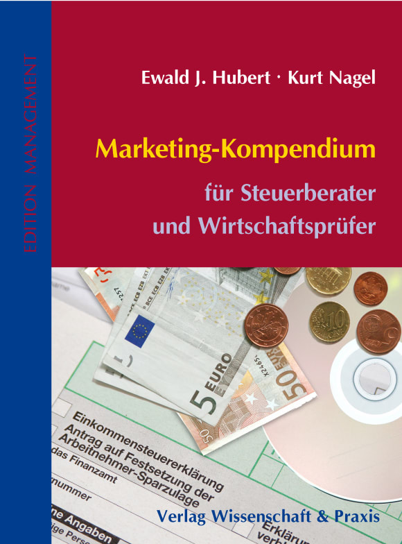 Cover Marketing-Kompendium