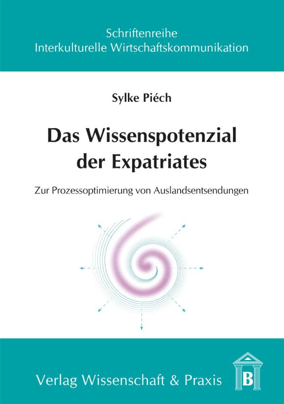 Cover Das Wissenspotenzial der Expatriates