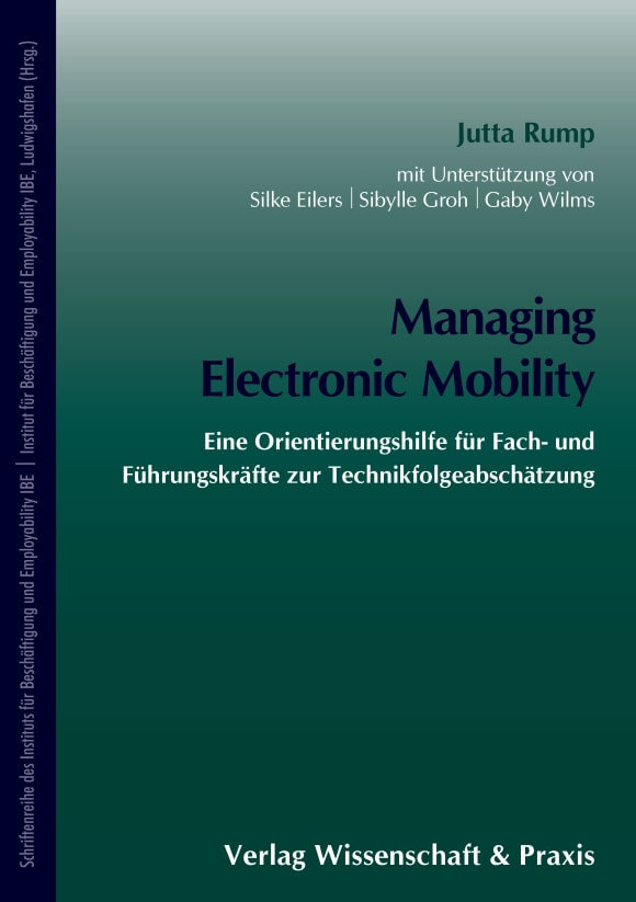 Cover Managing Electronic Mobility