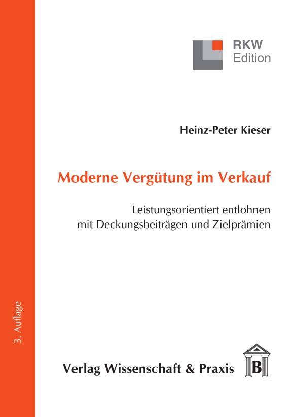 Cover Moderne Vergütung im Verkauf