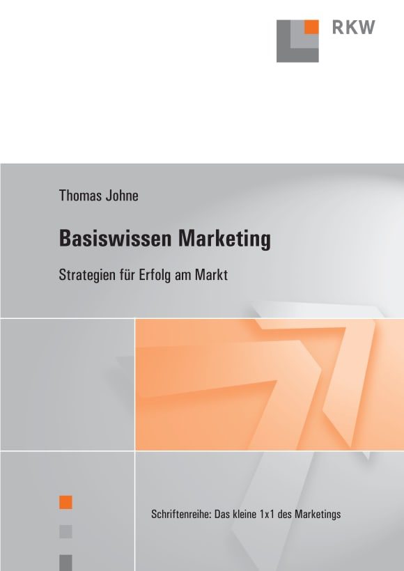 Cover Basiswissen Marketing