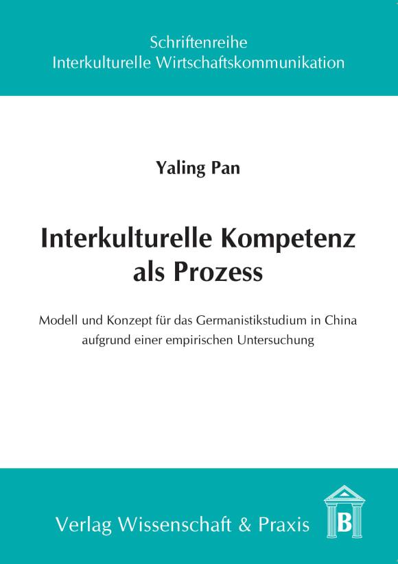 Cover Interkulturelle Kompetenz als Prozess