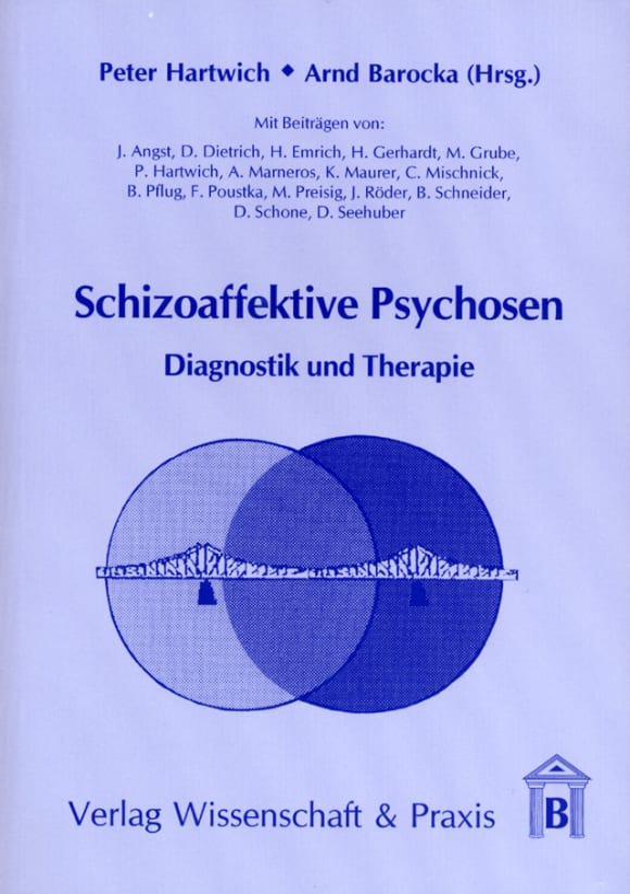 Cover Schizoaffektive Psychosen