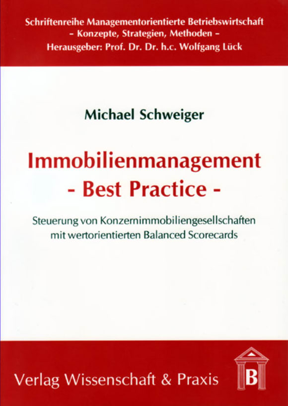 Cover Immobilienmanagent - Best Practice