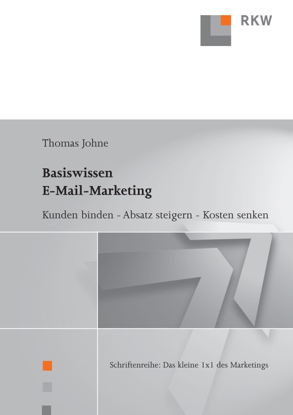 Cover Basiswissen E-Mail-Marketing