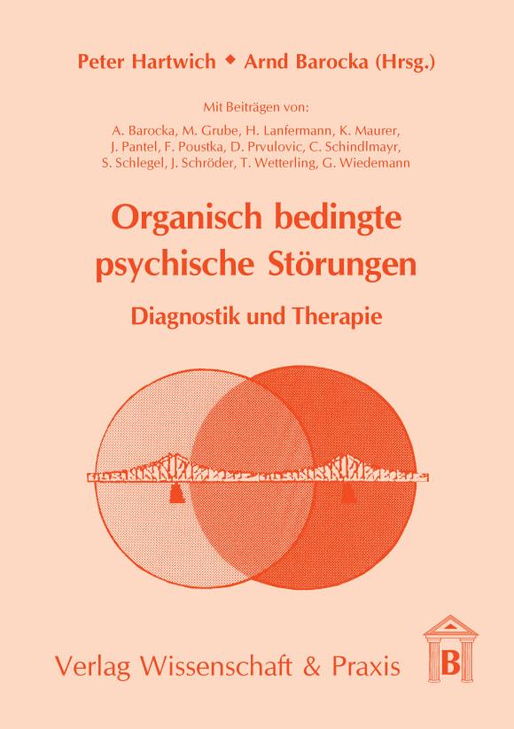 Cover Organisch bedingte psychische Störungen