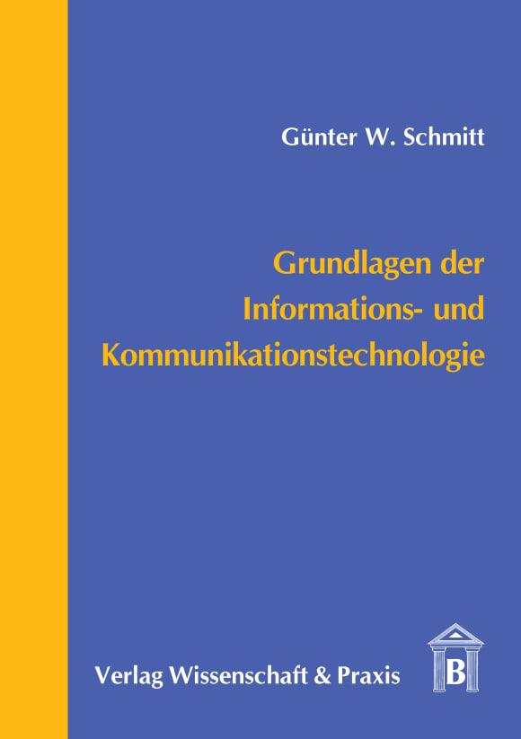 Cover Grundlagen der Informations- und Kommunikationstechnologie