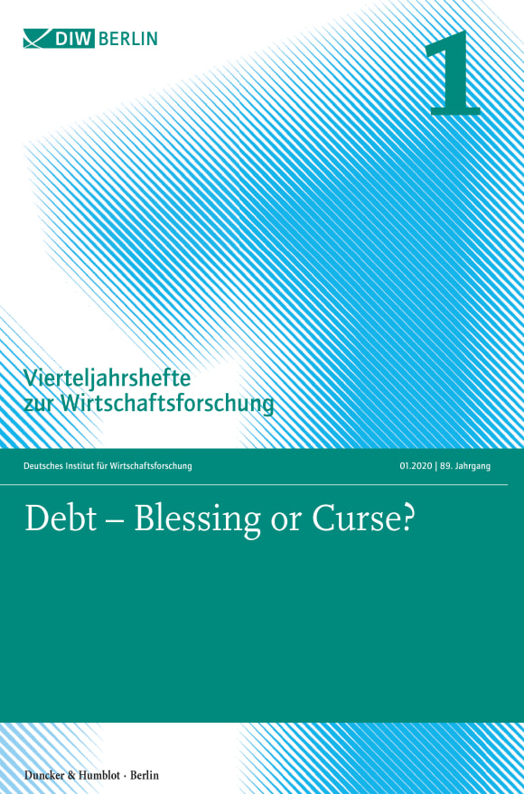 Cover Debt – Blessing or Curse? (VJH 1/2020)