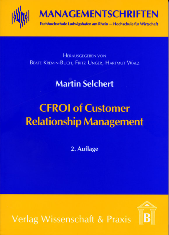 Cover CFROI of Customer Relationship Management