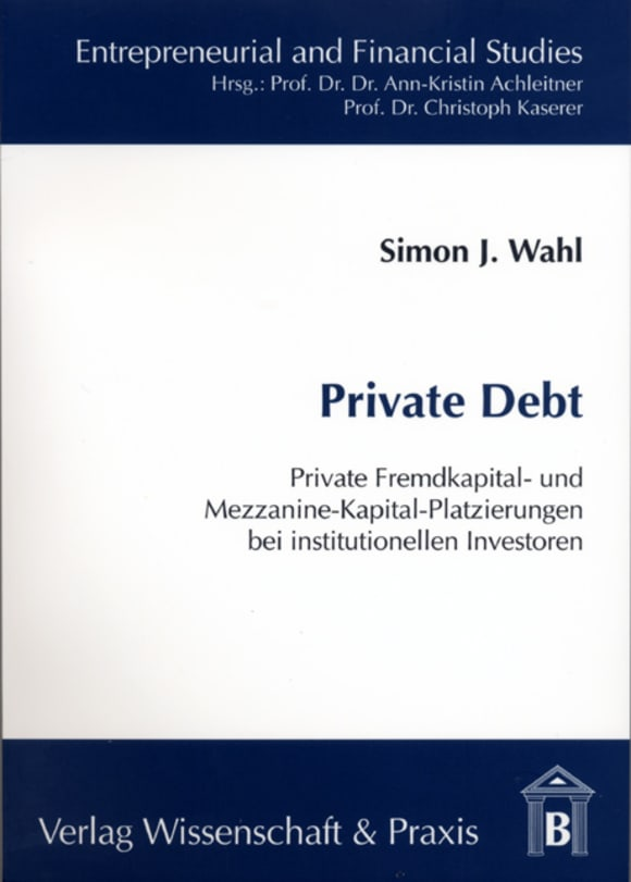 Cover Private Debt