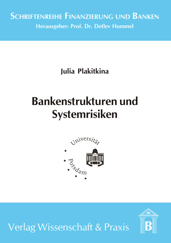Cover Bankenstrukturen und Systemrisiken