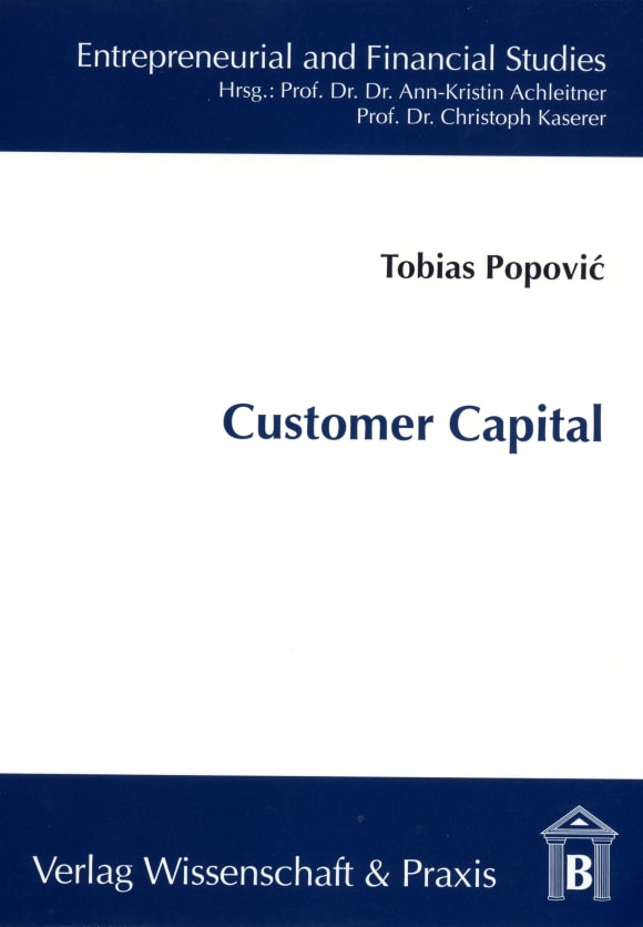 Cover Customer Capital