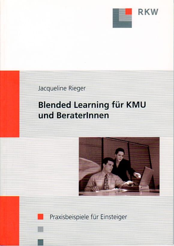 Cover Blended Learning für KMU und BeraterInnen