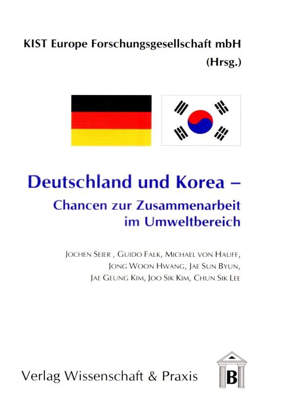 Cover Deutschland und Korea – Chancen zur Zusammenarbeit im Umweltbereich