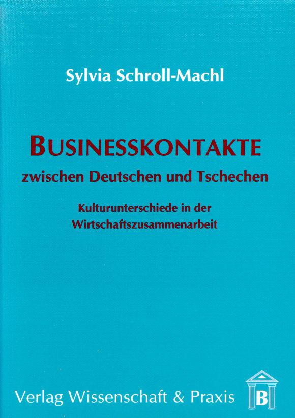 Cover Businesskontakte zwischen Deutschen und Tschechen