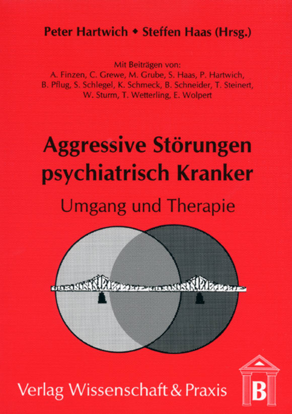 Cover Aggressive Störungen psychiatrisch Kranker