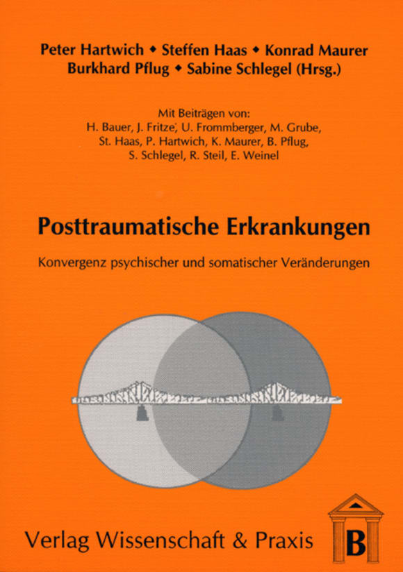 Cover Posttraumatische Erkrankungen