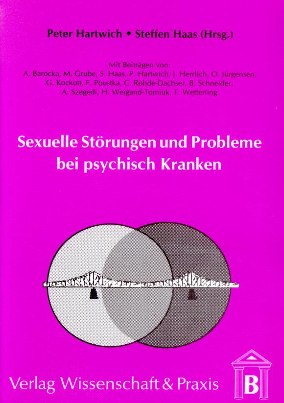 Cover Sexuelle Störungen und Probleme bei psychisch Kranken