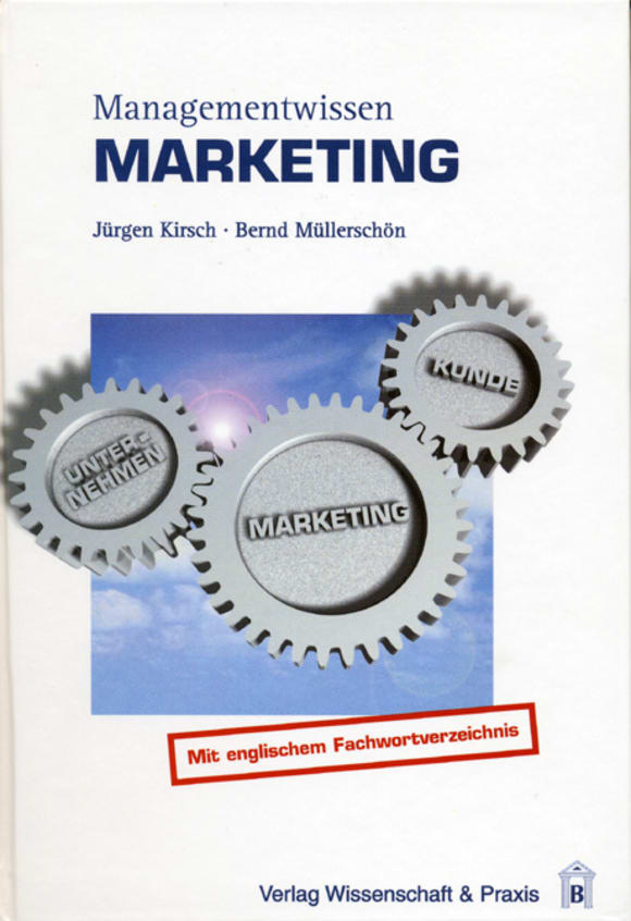 Cover Managementwissen Marketing