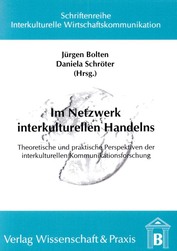 Cover Im Netzwerk interkulturellen Handelns