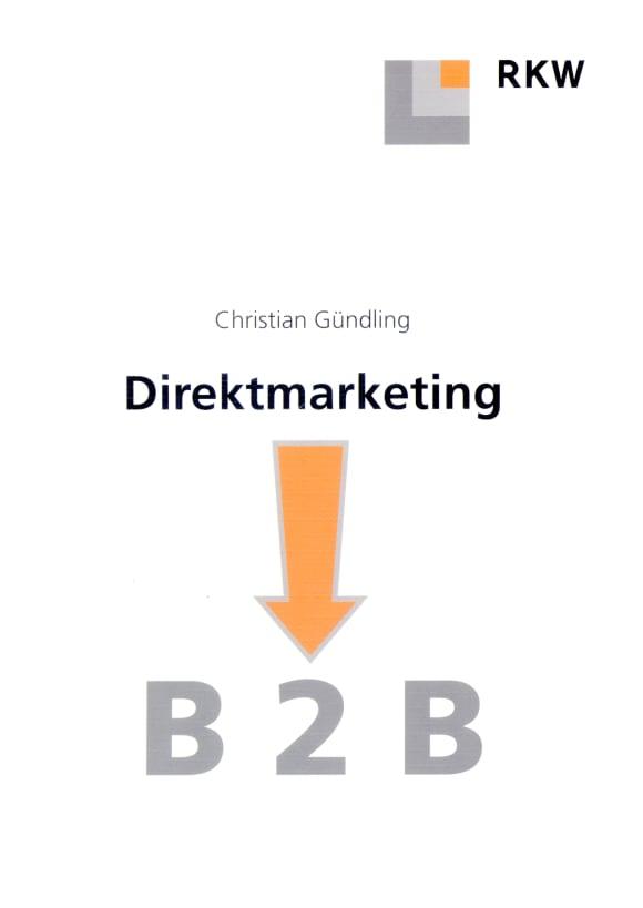Cover Direktmarketing B 2 B
