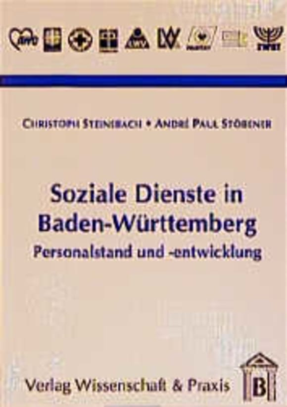 Cover Soziale Dienste in Baden-Württemberg
