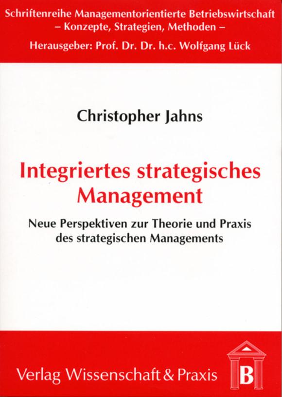 Cover Integriertes stragegisches Management