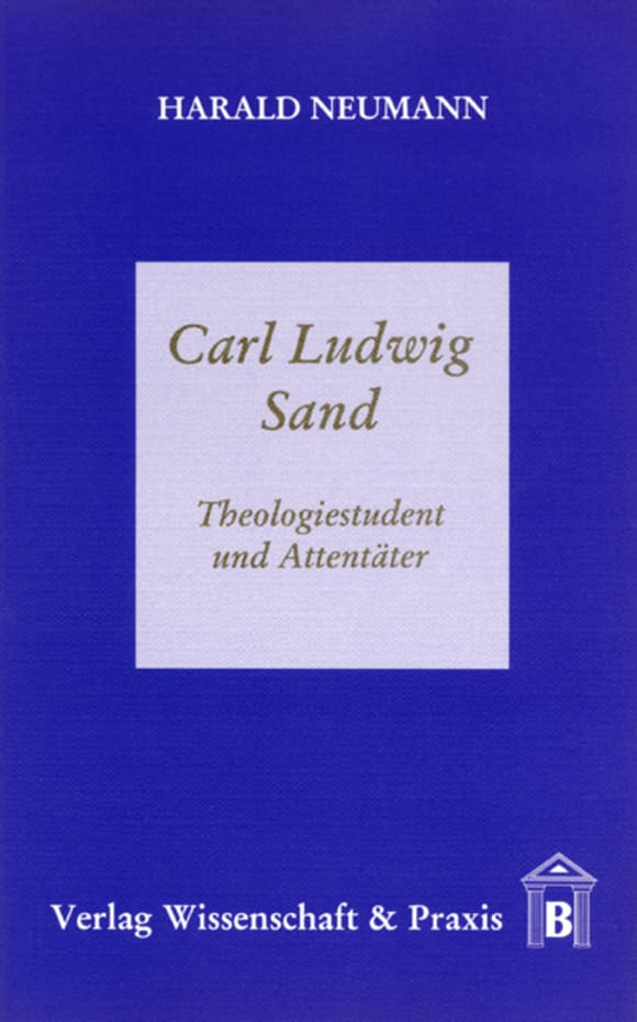 Cover Carl Ludwig Sand