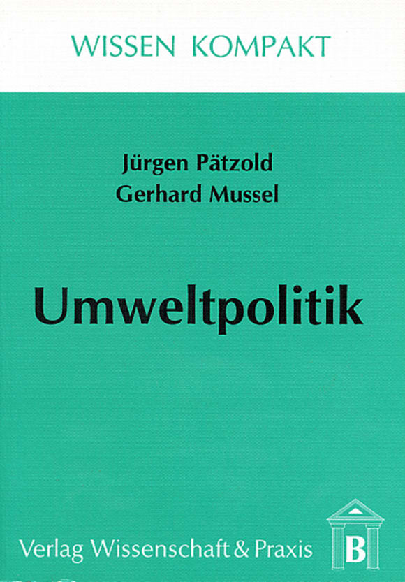 Cover Umweltpolitik