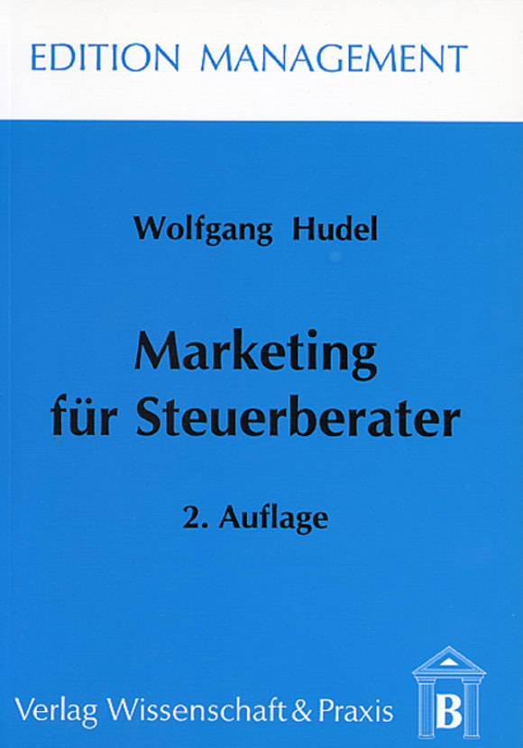 Cover Marketing für Steuerberater