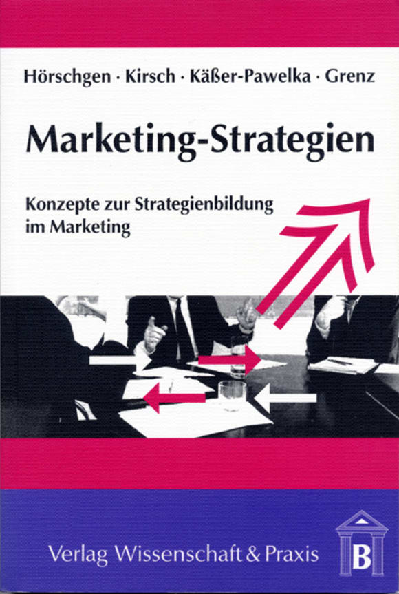 Cover Marketing-Strategien