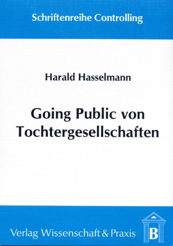 Cover Going Public von Tochtergesellschaften