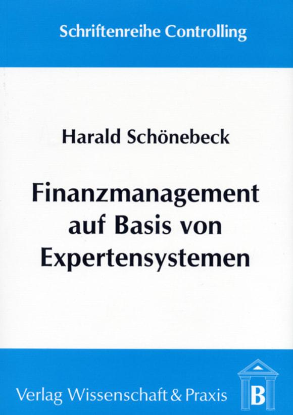 Cover Finanzmanagement auf Basis von Expertensystemen