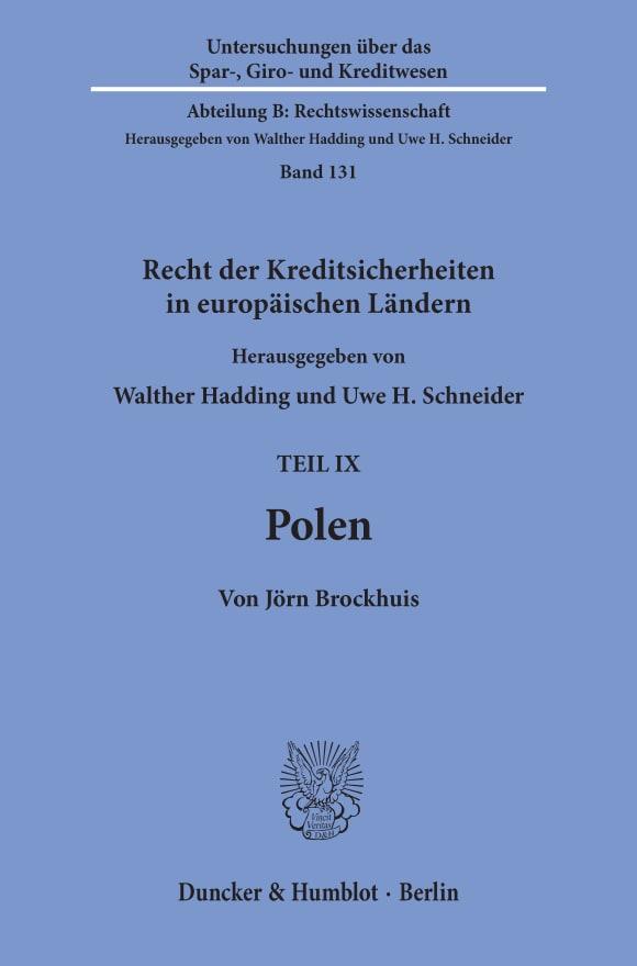 Cover Polen