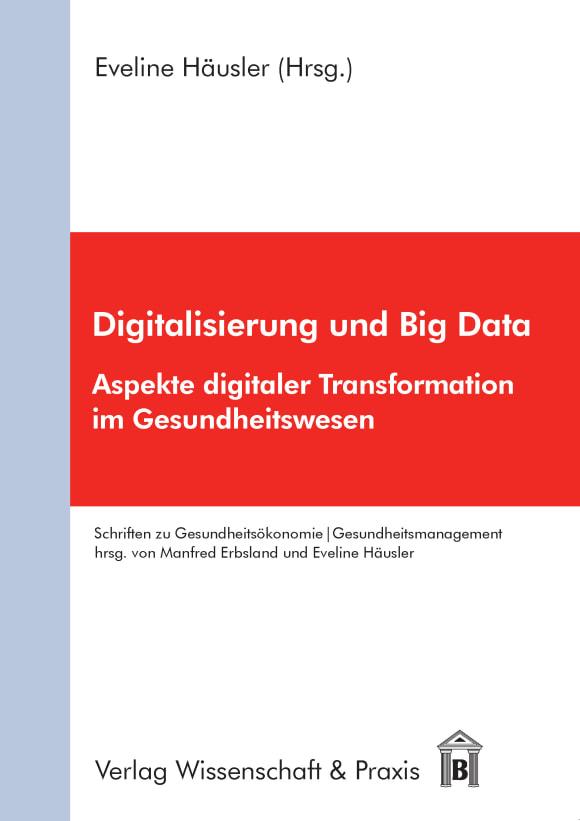 Cover Digitalisierung und Big Data