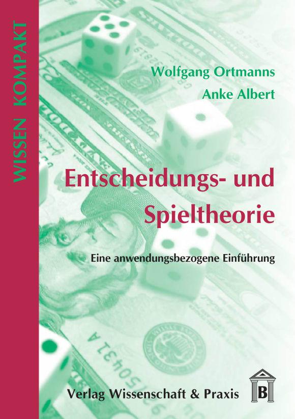 Cover Entscheidungs- und Spieltheorie