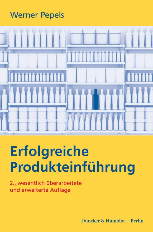 Cover Erfolgreiche Produkteinführung
