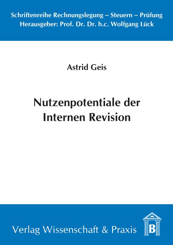 Cover Nutzenpotentiale der Internen Revision