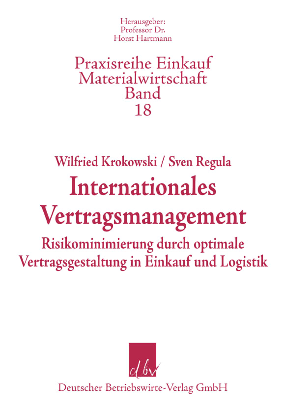 Cover Internationales Vertragsmanagement