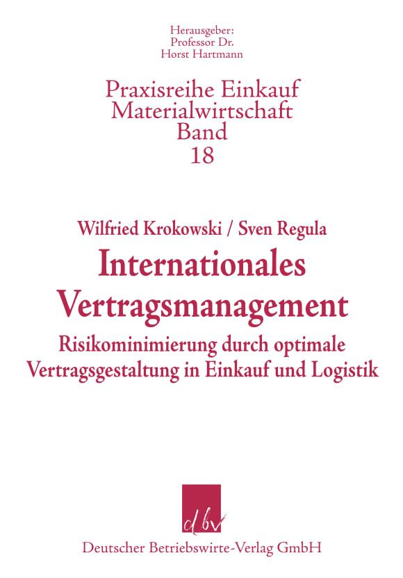 Cover Internationales Vertragsmanagement